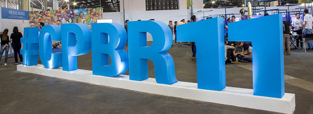 A Insofti esteve presente na Campus Party de São Paulo